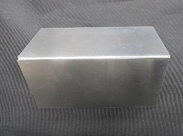 アルミ材のR形状溶接
