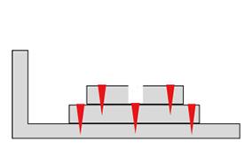 ファイバーレーザー溶接による溶接工数の削減