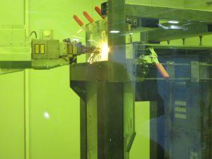 滑らかな連続溶接による高品位な溶接仕上げ