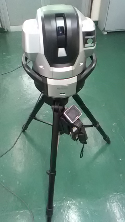 Keyence製 ワイドエリア三次元測定機 WM-C3000