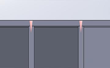 ファイバーレーザーの外部からのT継手溶接による効率化