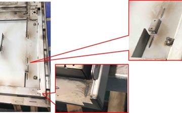 ファイバーレーザーによるスポット溶接&隅肉溶接による生産性向上